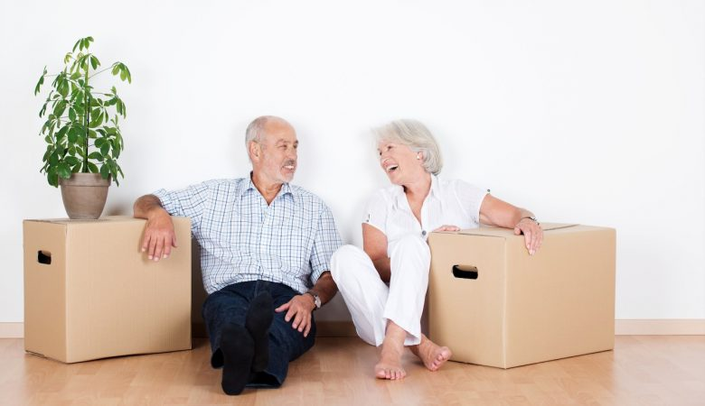 déménagement senior