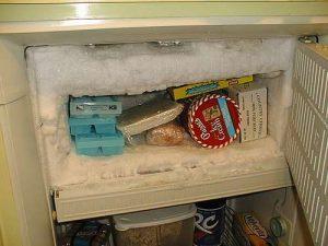 décongeler son frigo