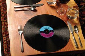 Sets de table en vinyle