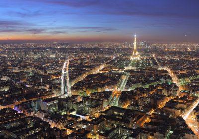 Quartiers étudiants de Paris