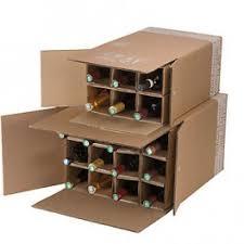 cartons pour cave a vin