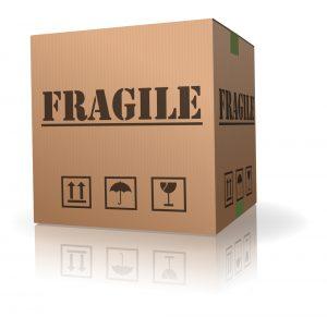 carton fragile
