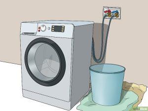 vidange lave-linge