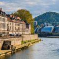 Besançon, ville la plus attractive de France